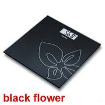 Весы классические BEURER GS27 DesignLine, Black Flower